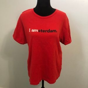 I Am Amsterdam T-Shirt XXL/XL